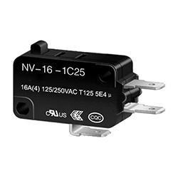 NV-16/21 Push Button Micro switch