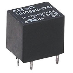 Miniature PCB Relay HHC66E (T78)